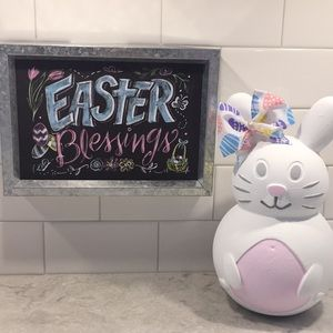 Easter blessings signs